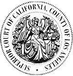 Superior Court of California - County of Los Angeles Logo